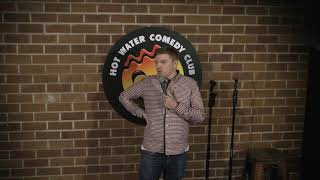 Daniel Conlon LIVE at Hot Water Comedy Club