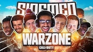 SIDEMEN BEST WARZONE MOMENTS