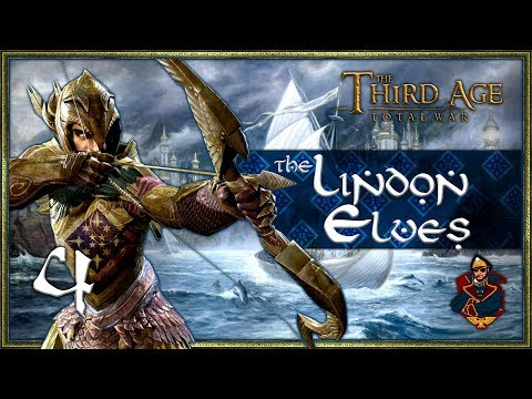 5,000 ORCS! CAN WE WIN?! - Third Age Total War (DaC 1.2 - Elves of Lindon) #4 by SurrealBeliefs