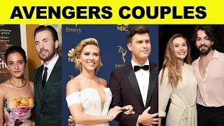 Avengers Endgame Real life Couples