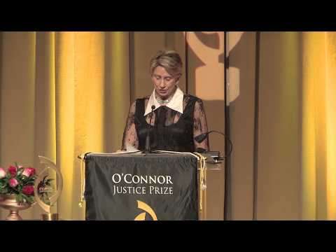The 2018 O'Connor Justice Prize