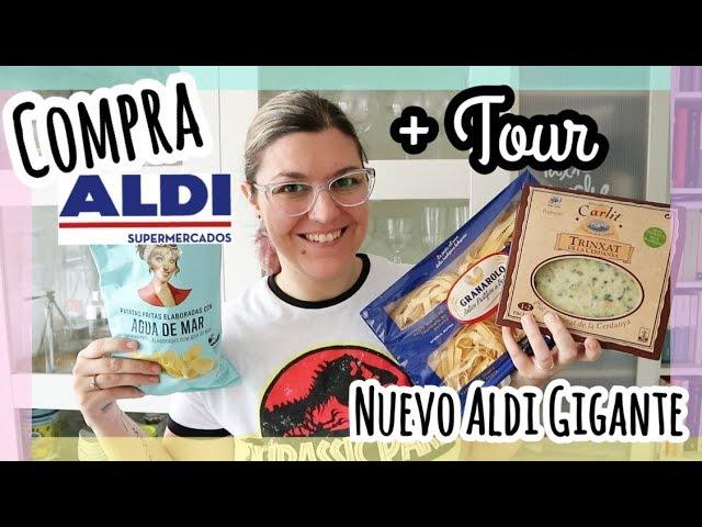 COMPRA ALDI | Novedades + Tour Tienda