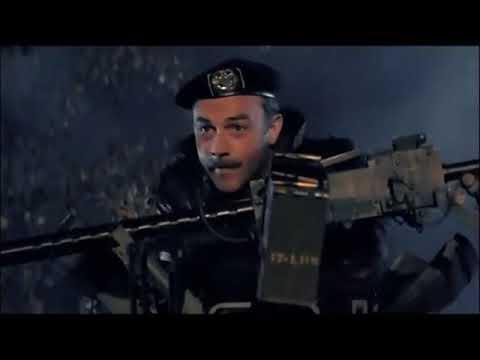Flodder officier Wim zwaar in de war en de tank scene