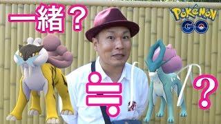 【ポケモンGO】ライコウ討伐とゲッチャレを攻略!早めのリリース!?【伝説】 thumbnail