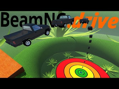 BeamNG Drive - The Great Car Competition! - Car Games V2 - BeamNG Drive Gameplay