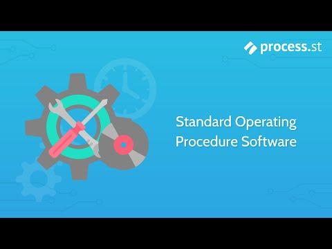 Standard Operating Procedure Software - Process Street