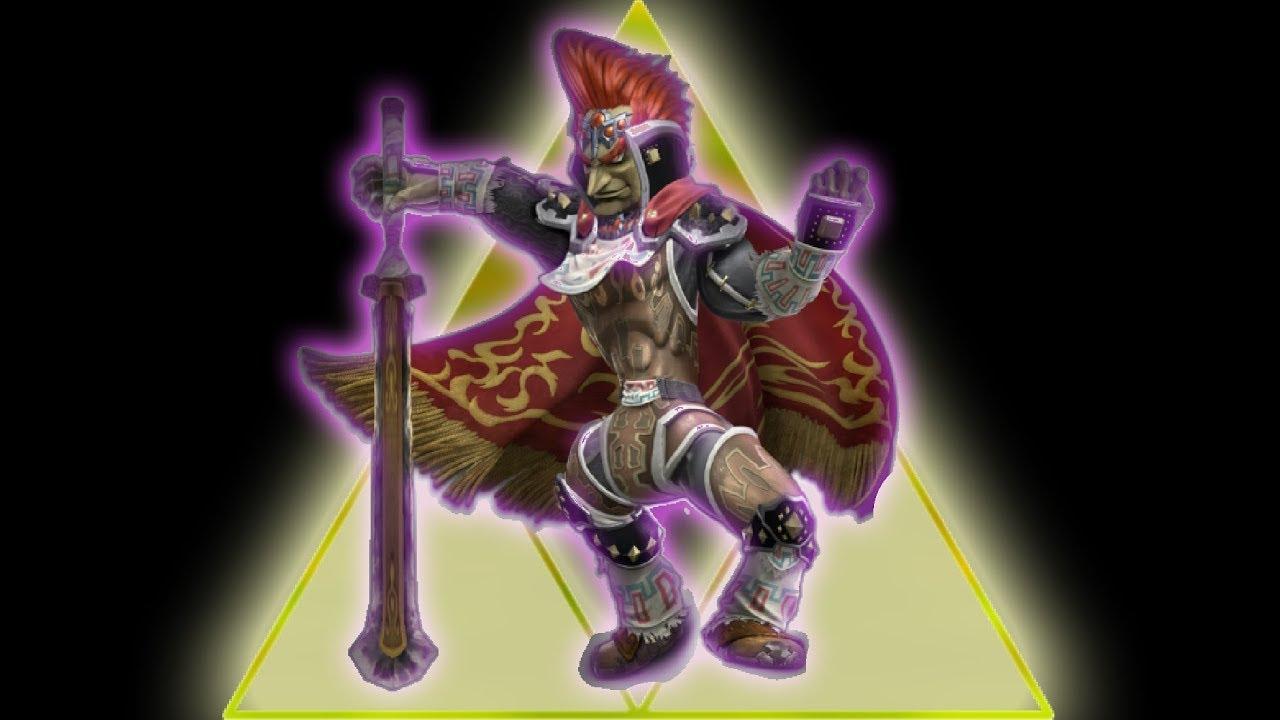 Ganondorf Mythos Small Sword Update Download In Desc