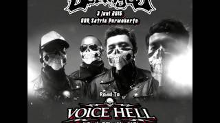 SERINGAI Road to Voice Hell