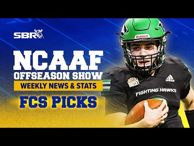 🏈FCS Football Picks, CFP Predictions and NCAAF News