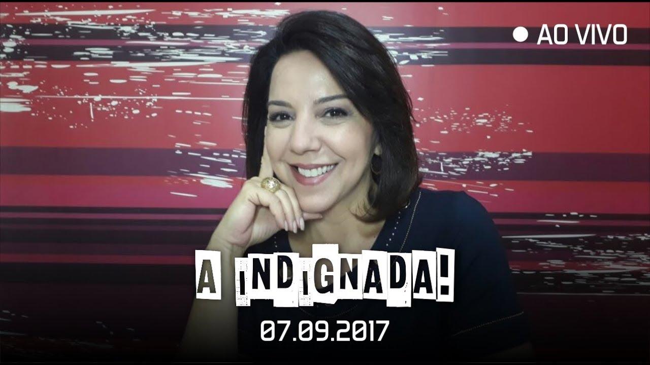 ???? AO VIVO   Luciana Liviero comenta as Notícias da Semana