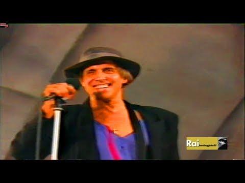 Adriano Celentano Live Forum Assago 1994 Ciao Ragazzi FINALE HD Vhs Antonino