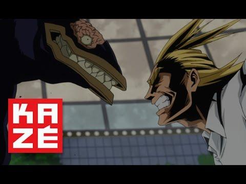 Download My Hero Academia (Boku no Hero Academia) - All Might vs Brainless