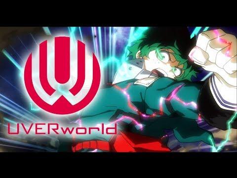 Top UVERworld Anime Openings & Endings ft. Anime Decked