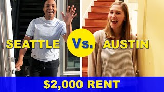 $2,000 Rent: Seattle Vs. Austin