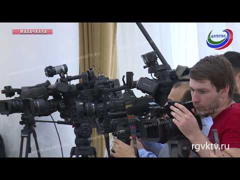 Владимир Васильев объявил о начале конкурса управленческих кадров «Мой Дагестан»
