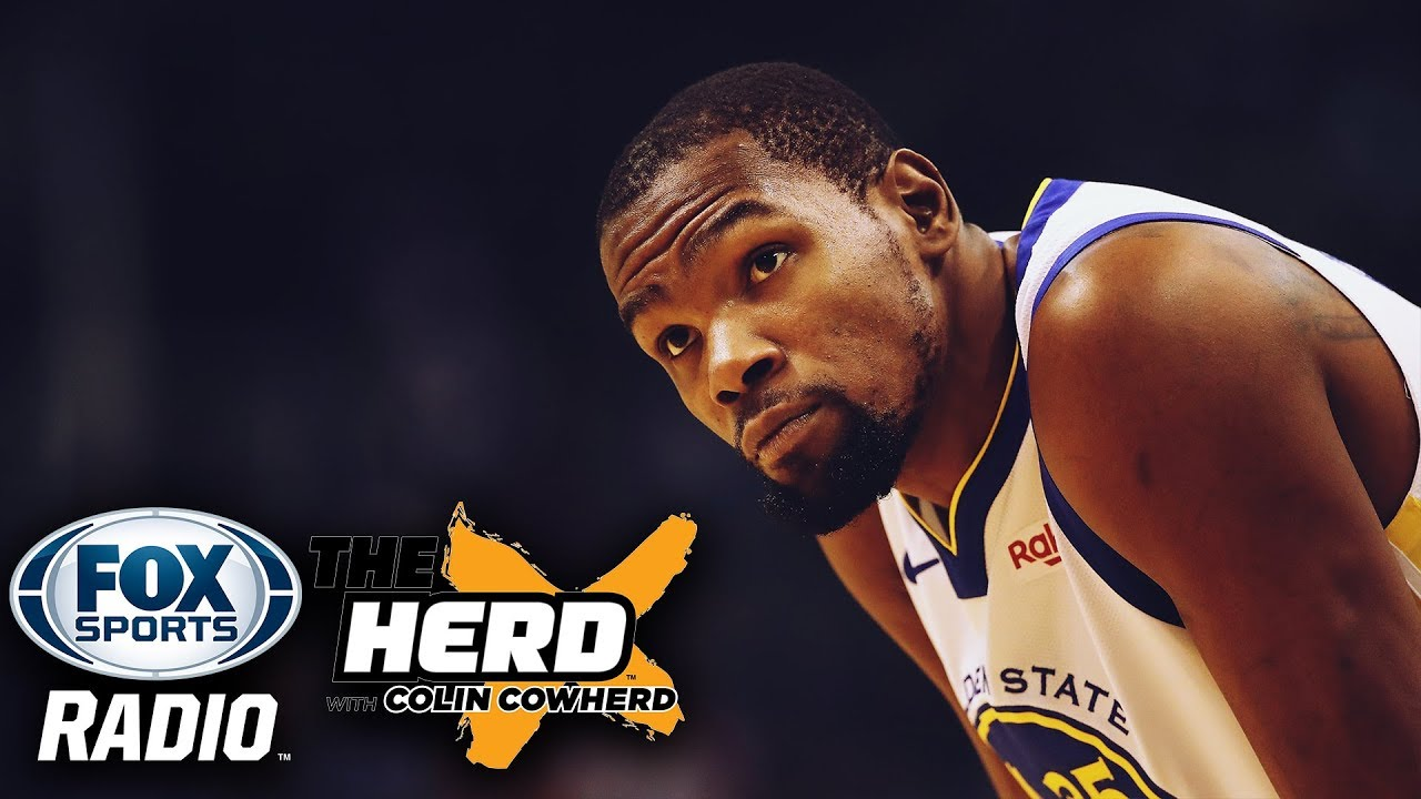 e1726003f981 NBA - Kevin Durant is Leaving The Golden State Warriors - YouTube