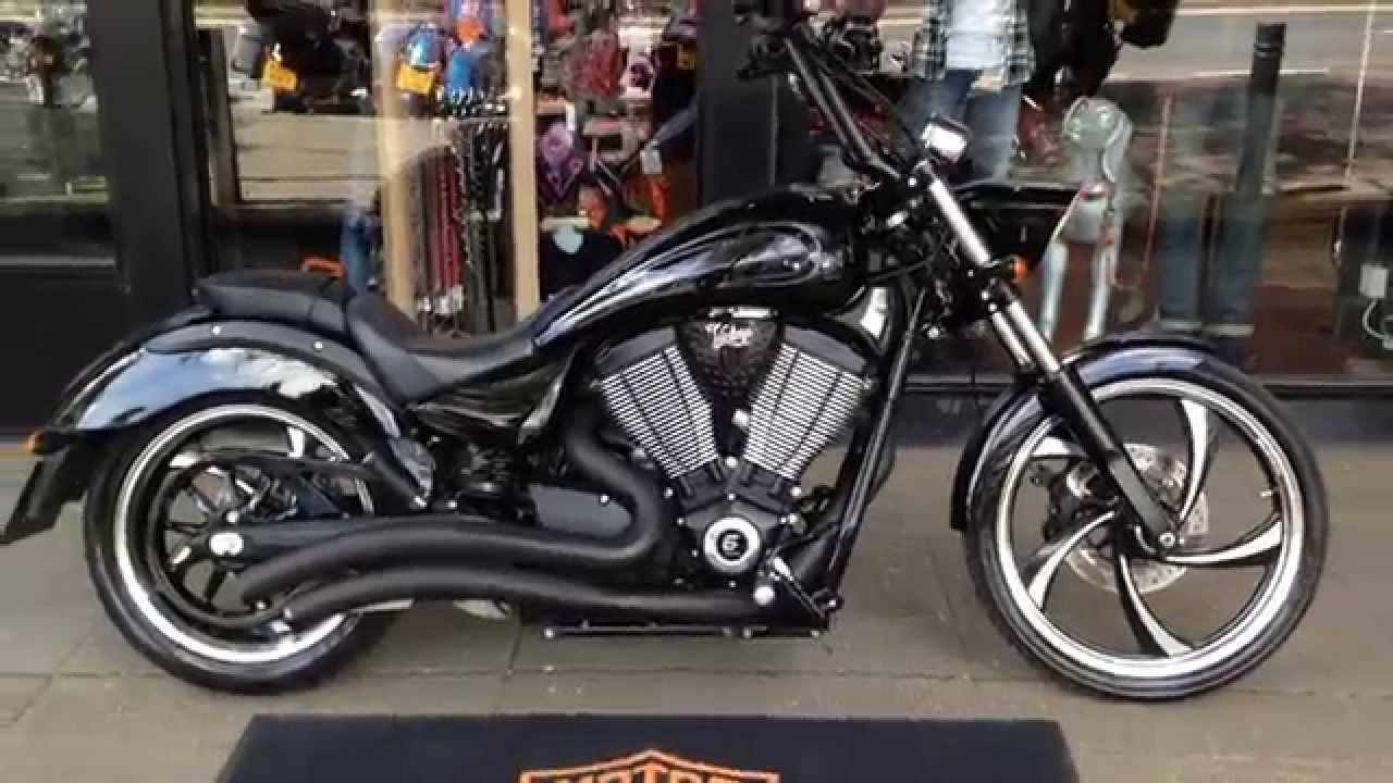 2011 VICTORY 8 BALL STAGE 1 @ West Coast Harley-Davidson ...