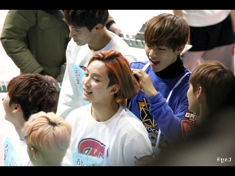 [NEW] SEVENTEEN X BTS MOMENTS thumbnail