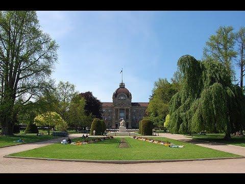 Places to see in ( Strasbourg - France ) Place de la Republique