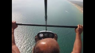 Отпуск 2015, ст. Благовещенская(Танюха летает на мотодельтаплане), 2015-12-21T13:01:18.000Z)