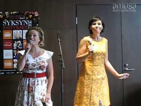 Annika Eklund & Anna Hanski - Suklaasydän - AmusaFi