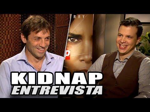 Entrevista LUIS PRIETO Director de KIDNAP / Mujer en Llamas / Desaparecido (Halle Berry)