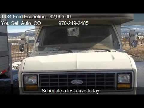 1987 Ford Motorhome Used Cars Wausau Wi Doovi