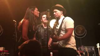 Johnnyswim & Marc Scibilia - On the road again by Willie Nelson