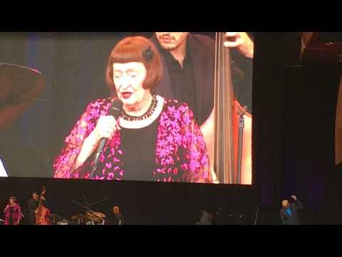 Sheila Jordan - All or Nothing at All - Chicago Jazz Fest