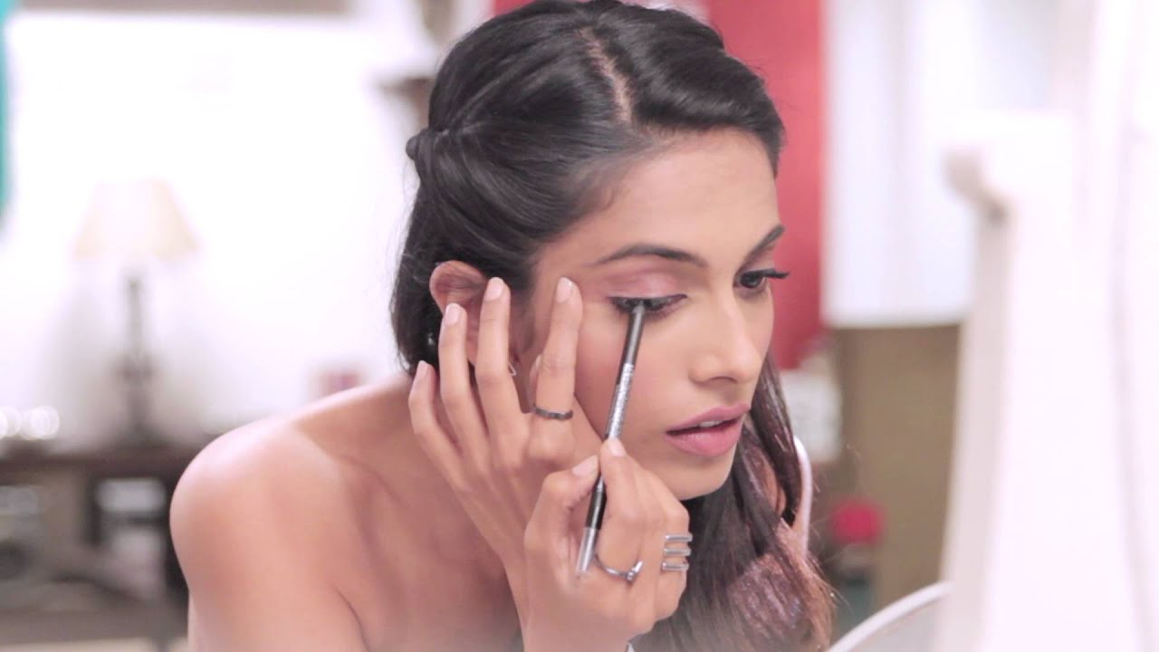 How To Apply Kajal  All Things Makeup