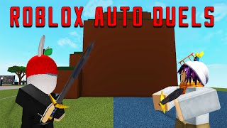 ROBLOX: Auto Duels Sword Fighting ⚔