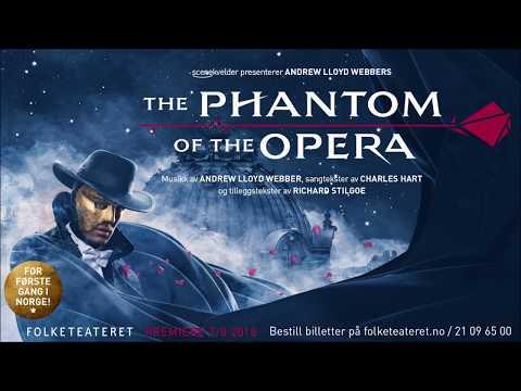The Phantom of the Opera  Stephen Barlow