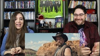 Dundee - Official Teaser Trailer Reaction / Review