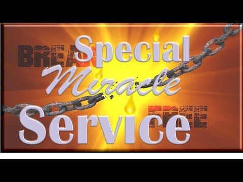Bishop David Oyedepo @ Special Miralcle Service, October 15,  2017 [5th Service]