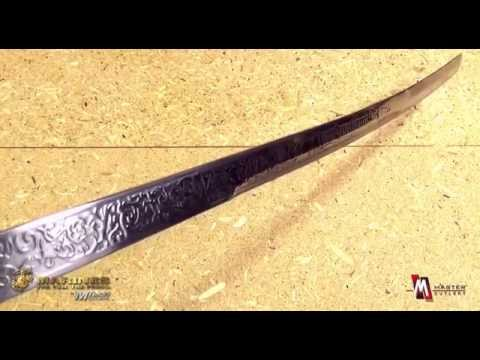 US Marines by Mtech USA M-1035S Historical Sword Product Video