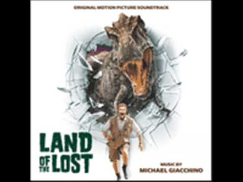 Land of the Lost. Música: Michael Giacchino