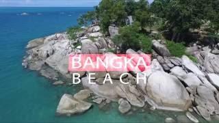 Download Video Keindahan Pantai Di Sungailiat Kabupaten Bangka (Aerial Video) MP3 3GP MP4