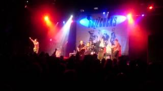 Buzzcocks - Sick City Sometimes (Live @ Manchester Academy 2015)