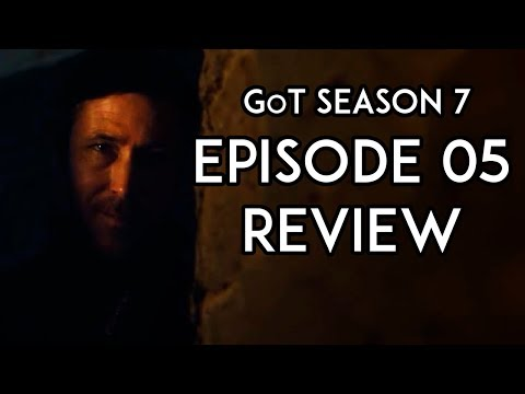 Game of Thrones Season 7 Episode 5 REVIEW: Eastwatch