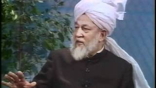 Liqa Ma'al Arab 23rd April 1997 Question/Answer English/Arabic Islam Ahmadiyya