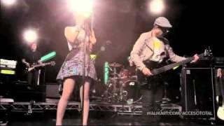 belanova - no me voy a morir ( walmart soundcheck live 2011 ).avi