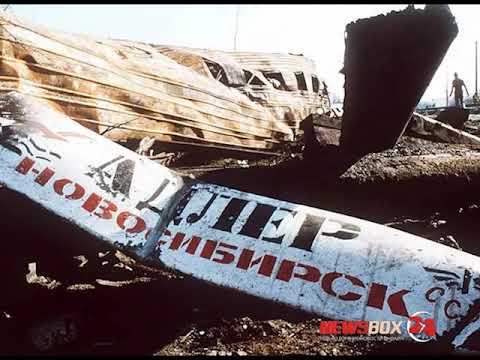 «Однажды в истории» 3 июня 1989 года ЖД катастрофа под Уфой, аналогов которой нет в мировой истории