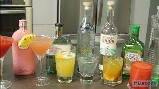 Cócteles Mexicanos | Margarita | Chamoyada | Martini De Mezcal | Miley Citrus