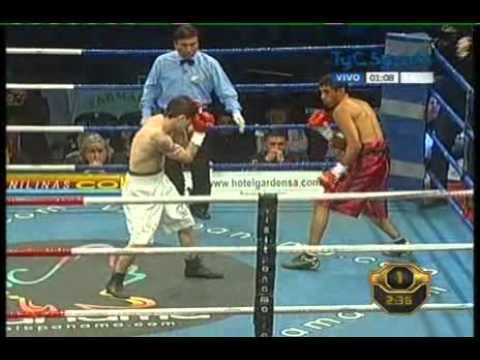 Lucas FERNANDEZ  vs Daniel REYNOSO - Full Fight - Pelea Completa