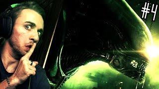 RENCONTRE AVEC L'ALIEN... - Alien: Isolation gameplay FR - #4