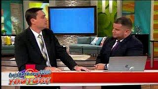 Ramón Rosario Le Comió Los Dulces A Jay Fonseca