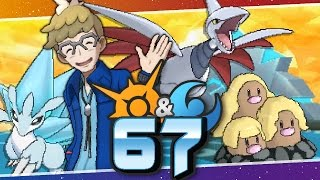 Pokémon Sun and Moon - Episode 67 | Champion Title Defense VS Molayne!