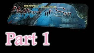 Written Legends: Nightmare at Sea - Part 1 - w/Wardfire