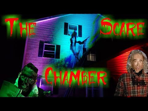 The Scare Chamber - Plymouth Pennsylvania's Free Haunted House