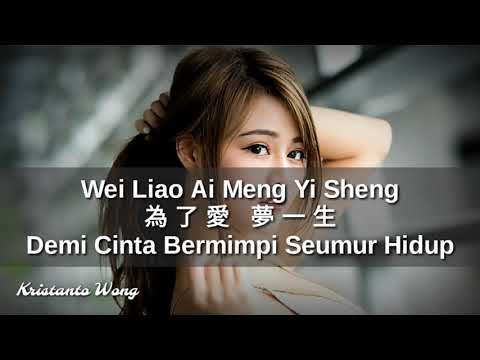 Wei Liao Ai Meng Yi Sheng - Demi Cinta Bermimpi Seumur Hidup - 為了愛夢一生 - 周薇 Zhou Wei